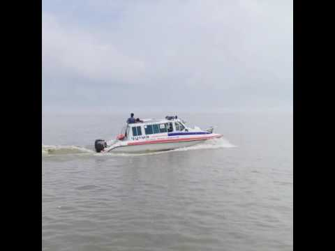 World's largest river island: Majuli; emergency medical boats