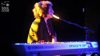 Marsha Ambrosius shares cover version of Teena Marie