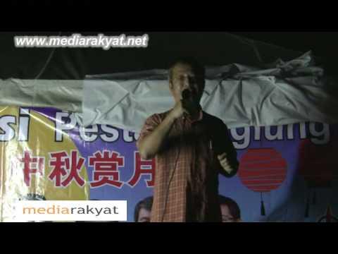 Bagan Pinang By-Election: YB Lee Kim Sin 03/10/2009