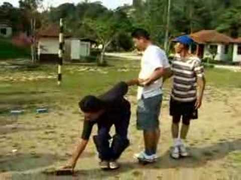 Team Building Game - Outdoor - YouTube