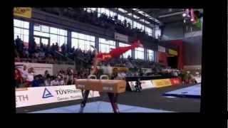 Xiao Qin - Return Of The King Of Pommel Horse