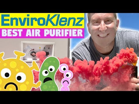 BEST AIR PURIFIER | Mold Smoke Pet Allergies | Review & Test 2019 🏆🏆🏆