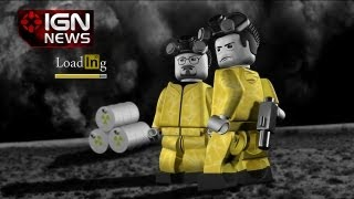 IGN News - LEGO Breaking Bad Video Game Parody