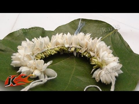 diy-gajra-/-veni-/-flower-garland-for-indian-wedding-|-how-to-make-|-jk-arts-141