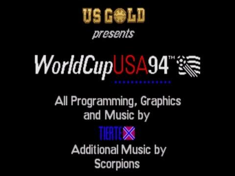 Mega CD Longplay [134] World Cup USA '94