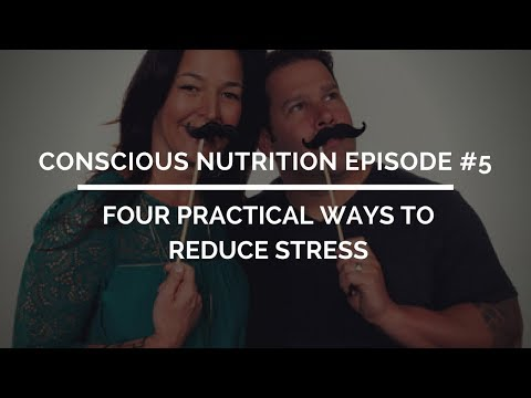 Coffee Talk Episode #5: 4 Practical Ways to Reduce Stress