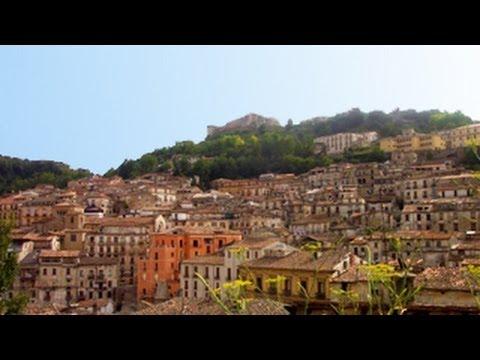 Calabria. La città di Cosenza