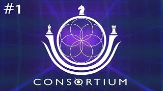 CONSORTIUM Ep. 1 - Connecting to Bishop Six