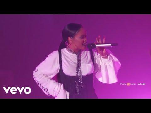 Rihanna   Work Global Citizen Festival 2016