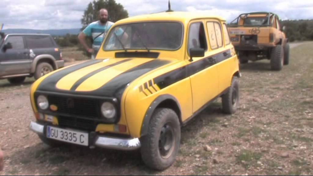 renault 4 sinpar rofman4x4 masia pelarda youtube. Black Bedroom Furniture Sets. Home Design Ideas