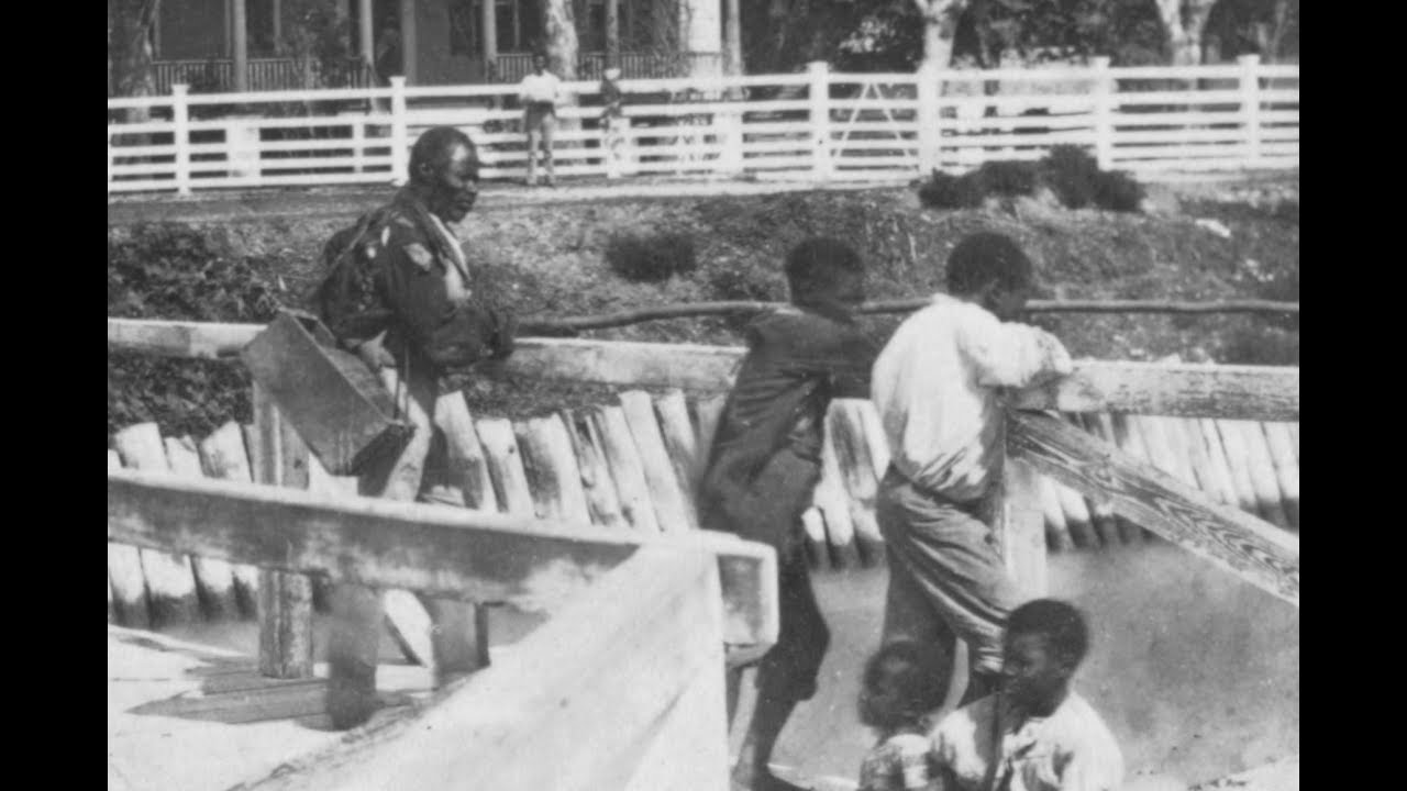 Rare Photos of Slaves in South Carolina From the 1850s/1860s