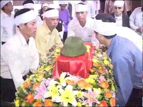 Hành trình tìm mộ liệt sĩ Trần Đình Thuần !