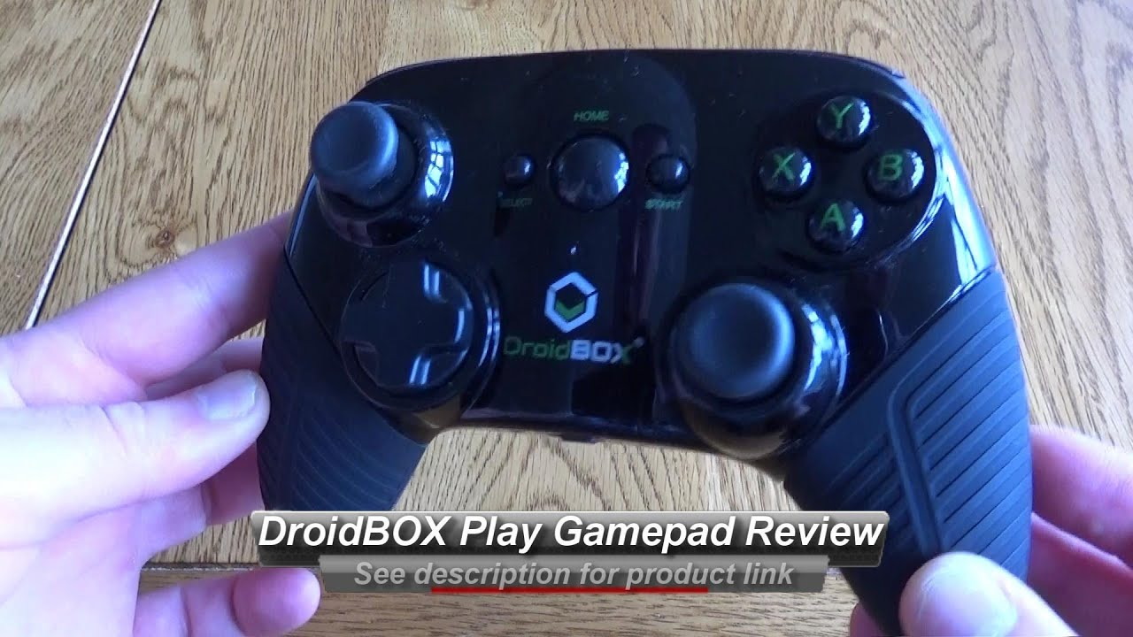 DroidBOX Play Gamepad Review - Reviewify