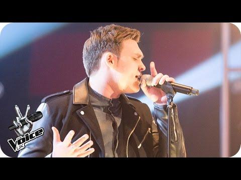 Jolan performs 'Never Tear Us Apart': Knockout Performance - The Voice UK 2016