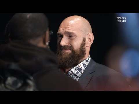 Has Tyson Fury rattled Deontay Wilder?