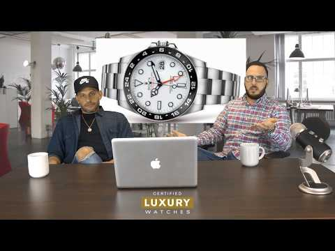 Basel World 2018 Rolex Releases