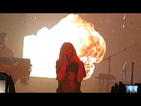 Halsey - Gasoline (live at Alcatraz, Milan) 27/06/2017