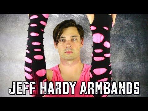 How To Make Jeff Hardy Gloves - WWE
