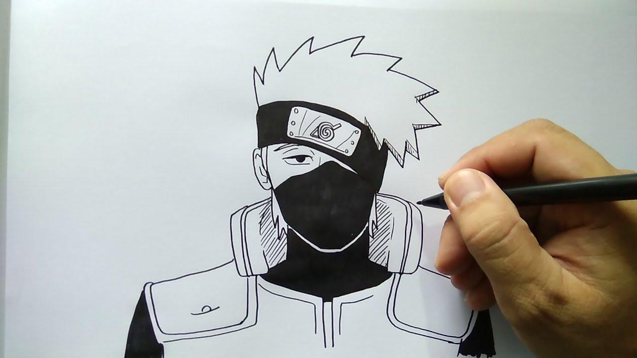 Naruto Pensil