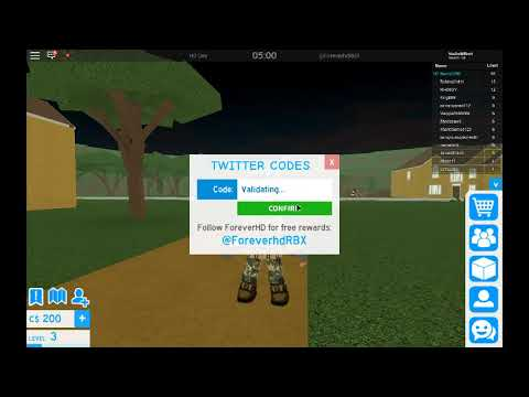 Guest World Codes [12/22/2018] ROBLOX