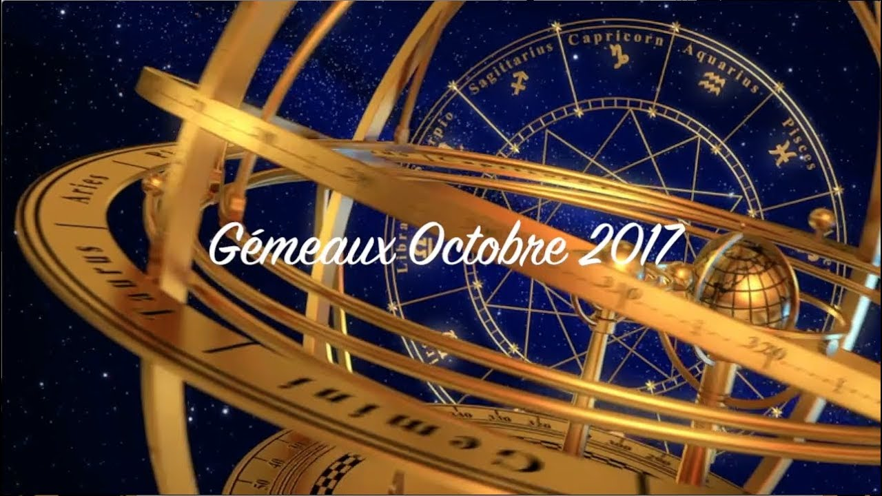 horoscope g meaux octobre 2017 youtube. Black Bedroom Furniture Sets. Home Design Ideas