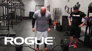 Equipment Demo - The Rogue Trap Bar