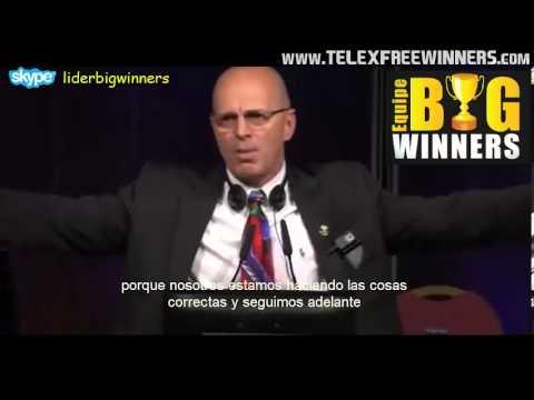 PREMIACION TELEXFREE 2014 | ESPANA MADRID |  TELEXAPP