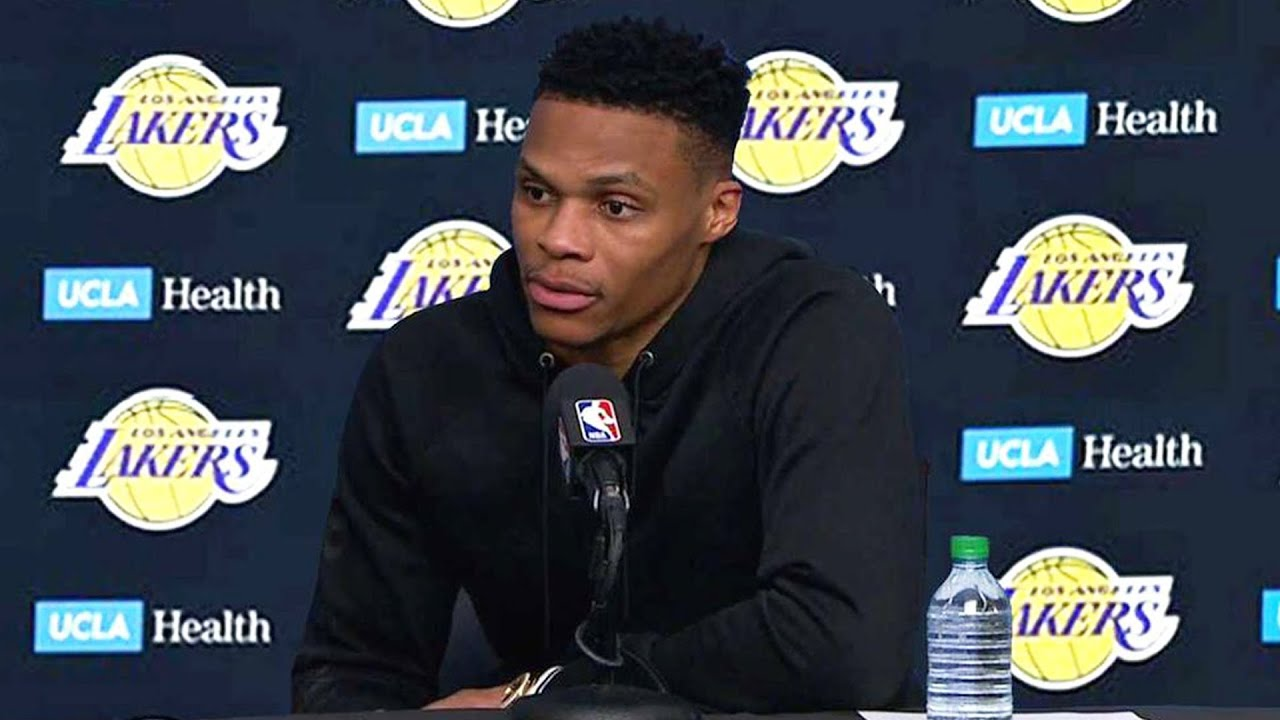 BREAKING: Los Angeles Lakers FINALIZE TRADE FOR RUSSELL WESTBROOK