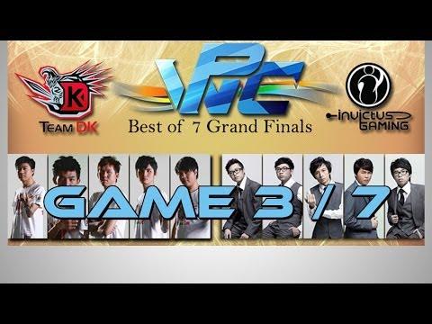 Dota 2 - DK vs. iG WPC-ACE Game 3/7 - Highlights Grand Final