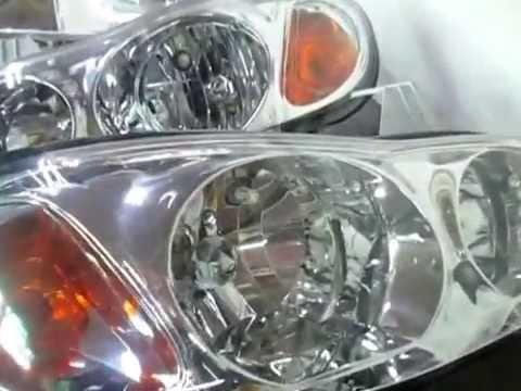 ขัดโคมไฟหน้ารถยนต์bmw