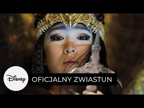 Mulan - zwiastun #1 [napisy]