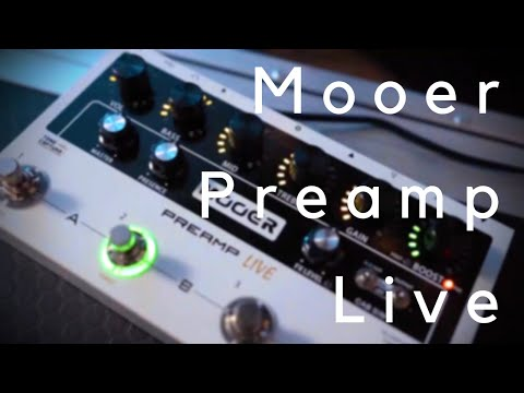 Mooer Preamp Live | INCREDIBLE TONAL VALUE FOR THE MONEY!!!