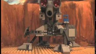 LEGO Star Wars III: The Clone Wars Stop Motion