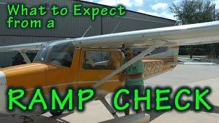 Prepare for your FAA RAMP CHECK