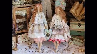Красивые куклы тильды. Beautiful tilde dolls