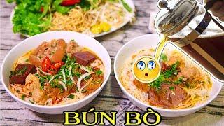 BUN BO HUE - Original &amp Refined Recipes