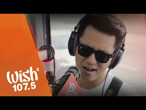 "TJ Monterde performs ""Tulad Mo"" (LIVE) on Wish 107.5 Bus"