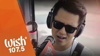 """TJ Monterde performs """"Tulad Mo"""" (LIVE) on Wish 107.5 Bus"""