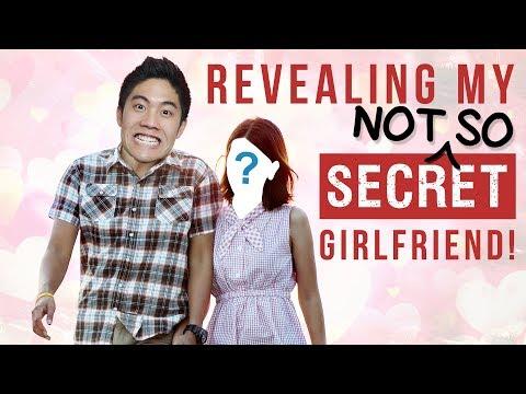 Revealing My Not-So-Secret GF!