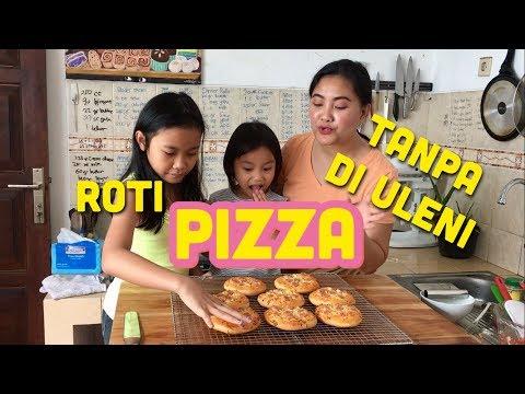 RESEP ROTI PIZZA TANPA DIULENI #52