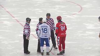 Смотреть видео «Сибсельмаш» Новосибирск — «Динамо» Москва онлайн