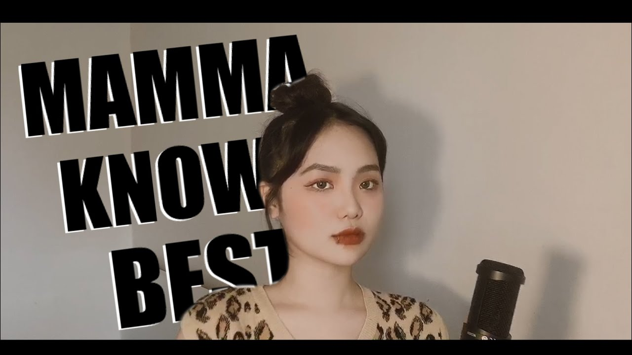 Jessie-J(제시제이) - Mama knows best (마마노베스트)  COVER   백다연