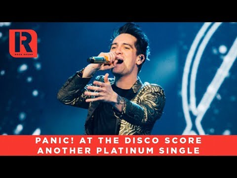 Panic! At The Disco Score Another Platinum Single - Rock Sound News