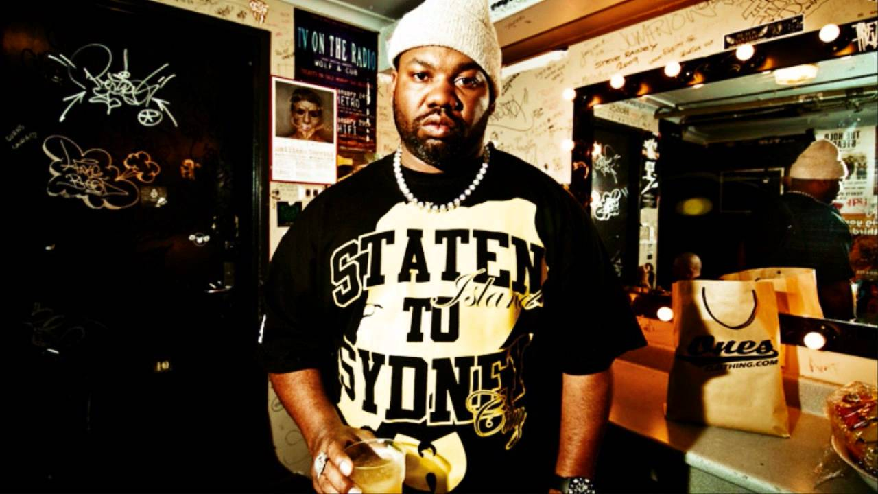 Raekwon - Molasses (ft...