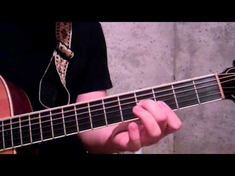 Open G Tuning Lesson - Chords