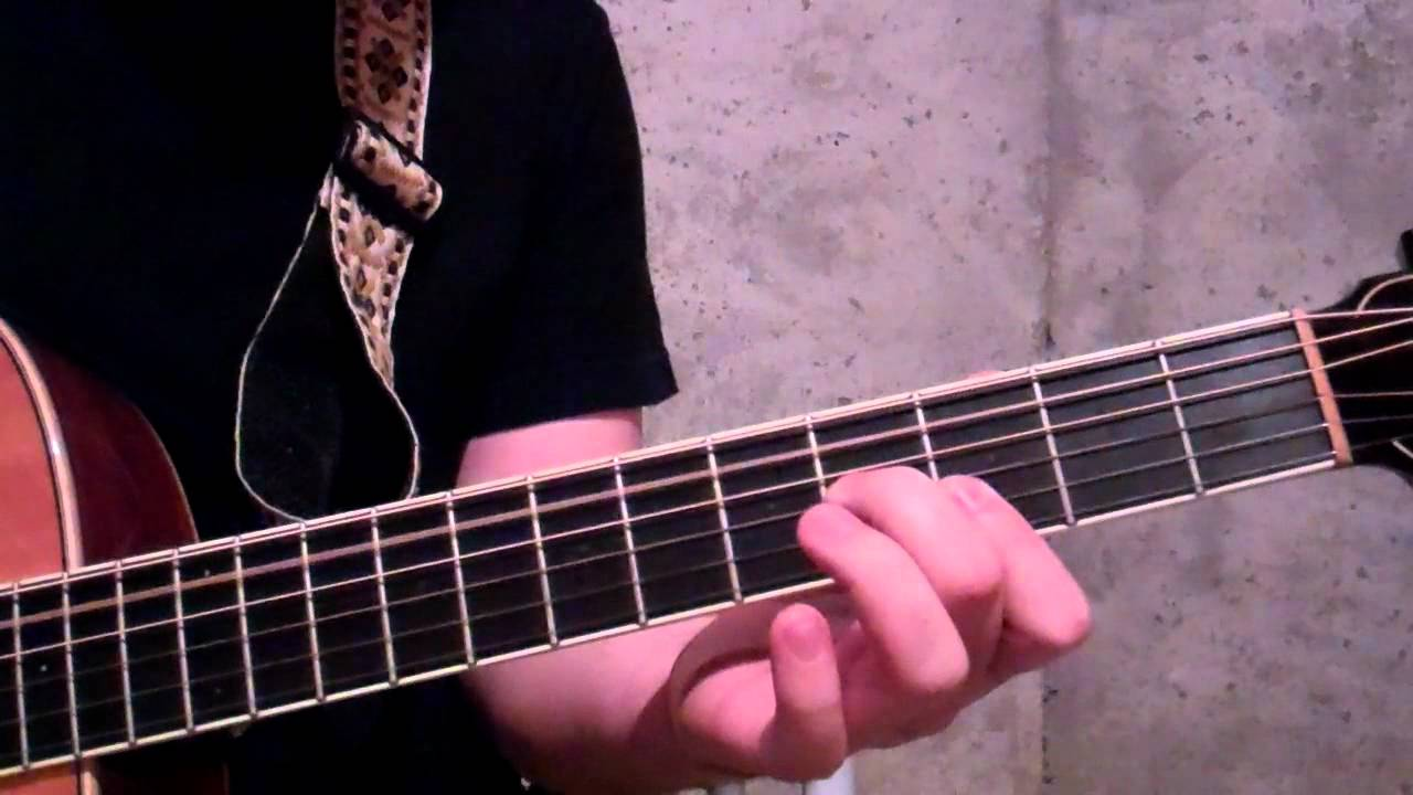 Open G Tuning Lesson Chords Youtube
