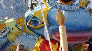 Carnaval Malaga 2018