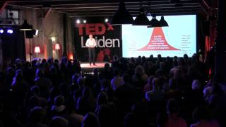 Get healthier by tricking your amygdala | Peter Kuijper | TEDxLeiden