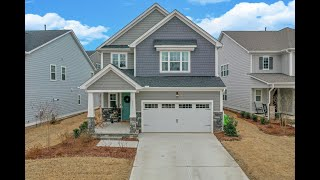 308 Golf Vista Trail Holly Springs, NC 27540