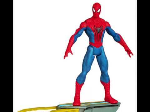 Figura Man Marvel Board Hombre Amazing Strike Blitz Araña Juguete 2 Spider 3FuTK1clJ